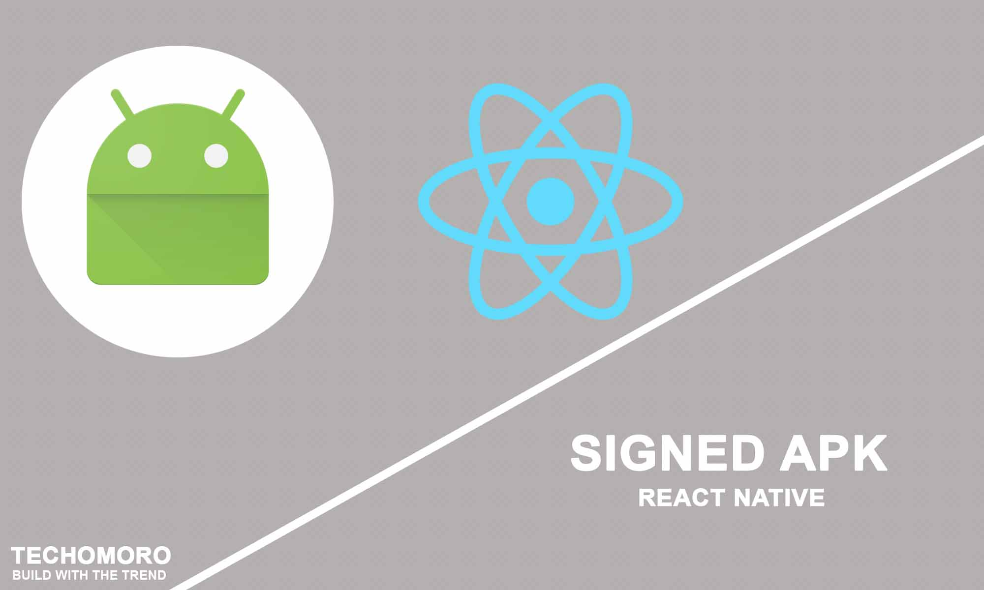 How to Generate Signed apk in React Native