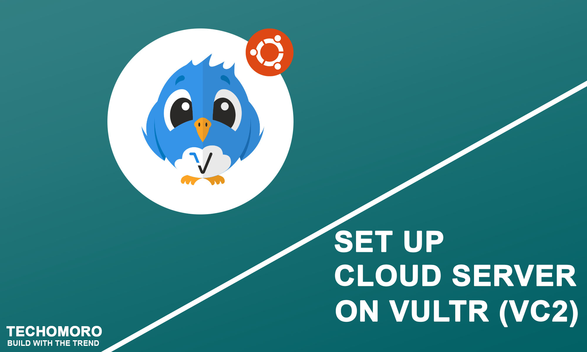 How to Set Up Your Own Cloud Server on Vultr (VC2)
