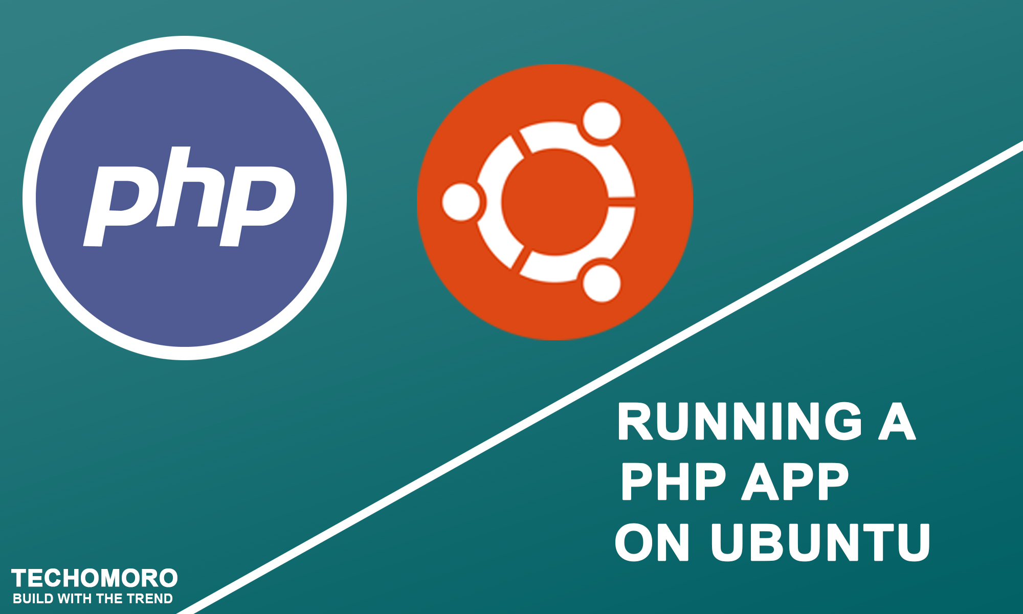 How to Run a PHP Application on Ubuntu 18.04.2 LTS